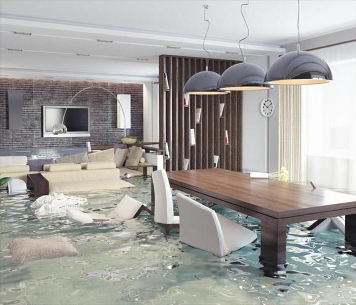 Water Damage Water Categories!