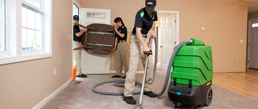 Albemarle, NC residential restoration cleaning
